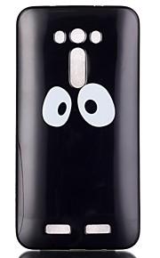øje mønster TPU telefon tilfældet for zenfone 2 laser ze550kl