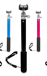 Fat Cat 30~94cm 4-Stage Extendable Sport Monopod Selfie Stick for GoPro Hero4/3 + Sony+SJCAM +Xiaoyi+More Action Cameras
