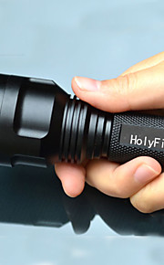 Holyfire Outdoor Light Flashlight Led Lights Long Shots Waterproof Rechargeable Flashlight Riding Camping Flashlight