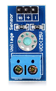 B25 Voltage Sensor Board Module for Arduino - Blue