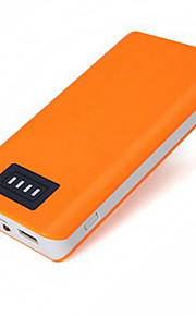 High Capacity 12000mAh Portable Mobile Power Bank Battery Charger(Assorted Colors)