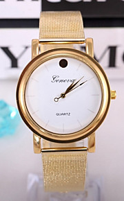Women Gold Stainless Steel Watches Ladies Quartz Clock Fashion Women Wristwatch Relogio Feminino Cool Watches Unique Watches