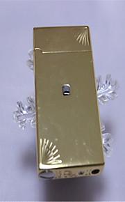 høj kvalitet hånd-cut induktion metal vindtæt lightere