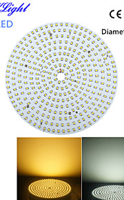 Plafonniers Décorative Blanc Chaud / Blanc Froid YouOKLight 1 pièce 25 W 322 SMD 3528 2200 LM AC 100-240 / AC 110-130 V