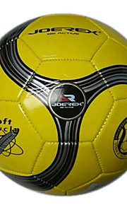 JOEREX® #4 Machine Sewing PVC Shiny Surface Soccer Ball