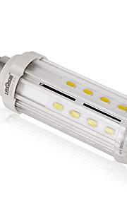 8W E14 / B22 / E26/E27 LED-kornpærer T 26PCS SMD 5730 100LM/W lm Varm hvit / Naturlig hvit Dekorativ AC 85-265 V 1 stk.