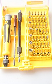 45-in-1 Multi-function Screwdriver Set Disassemble The Computer Mobile Phone Repair Tools