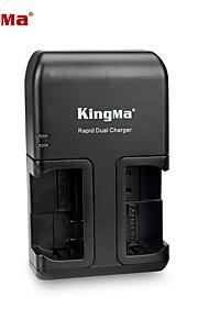 Kingma en-EL15 dobbelt ac oplader til Nikon EN-EL15 og nikon 1 v1 D600 D610 D800 D800E D810 D7000 D7100