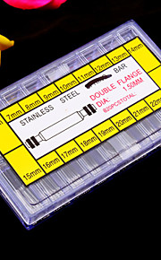 aço inoxidável relógio ferramenta de reparo do relógio cinta 18 Especificações