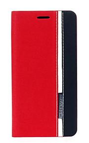 caso del soporte del tirón de la carpeta de cuero de lujo de la moda retro para el lumia 520