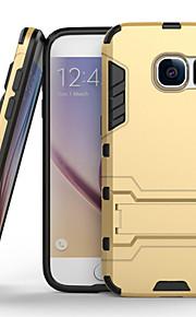 cassa del telefono dell'armatura di Iron Man per il bordo S7 / galassia S7 / S6 / S6 bordo