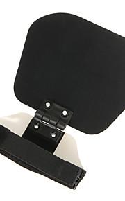 handheld foto estúdio externo flash da câmera refletor difusor softbox universal para Nikon Canon Sony YONGNUO