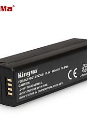 Kingma UAV remote hb01 960mah Osmo batteri til Dji Osmo håndholdt Yuntai 4k kardan