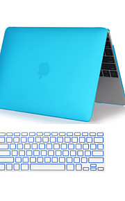 "2 in 1 Crystal Clear Soft-Touch   Case with Keyboard Cover for  MacBook  Pro 13""/15"" with Retina (Assorted Colors)"