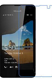Protector de pantalla de alta definición para Microsoft Lumia 550