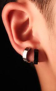 Ear Cuffs(Titanium Stål) -Daglig / Afslappet