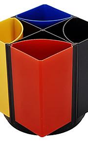 Multifunción-Plástico-Cajas y Sujetadores de Bolígrafos