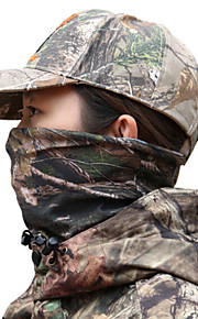 Anti-Insect Terylene Bandana for Hunting/Fishing/Outdoors Random Colors