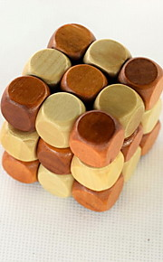 Others-Tre Lag-Træ-Cubes