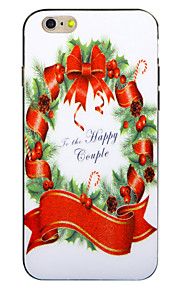 "Married Happiness IMD Printed TPU Soft Back Cover for iPhone 6Plus/6SPlus 5.5""(Assorted Colors)"