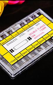 aço inoxidável relógio de barra de Primavera ferramenta de reparo do relógio 18 Especificações