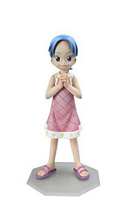 One Piece Andre 10CM Anime Action Figurer Modell Leker Doll Toy