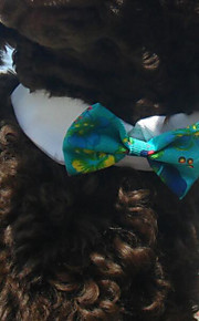 Exquisite Printing Bowknot Pet Bow Ties