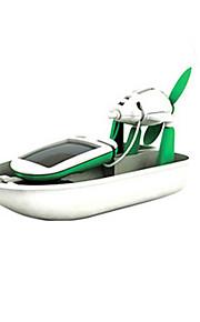Robô Solar 6 em 1 (Verde)