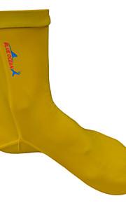 Water Shoes/Water Booties & Socks / Diving Fins Neoprene Yellow / Blue / Black