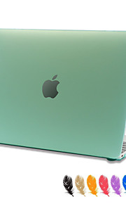 "Matte  Plastic Hard Full Body Case Cover for  MacBook  Pro 13""/15""(Assorted Colors)"
