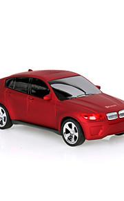 BMW X6 bilmodell Bluetooth bärbar högtalare bluetooth handsfree radio högtalare ds-x6bt