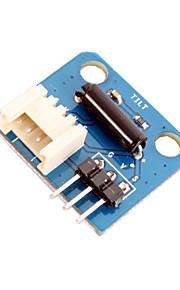 New DIY Angle Sensor Tilt Switch Module for Arduino with 3P/4P Port