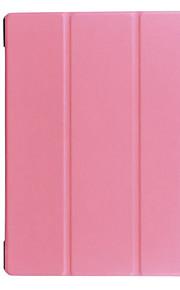 caja de cuero de la PU de 10,1 pulgadas con el sueño de pestaña lenovo 2 x30f (a10-30) / tab 2 a10-70f (colores surtidos)