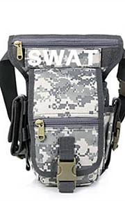 Military Style Outdoor Sports Waist Bag-Shoulder Bag
