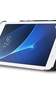 2016 nuevo caso para Samsung galaxy tab unos casos de la cubierta de la PU del cuero del soporte delgado Flip Book 7.0 T280 T285
