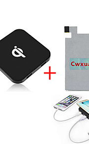 Cwxuan®  Qi Wireless Charger Transmitter + Receiver Kit Support NFC Function for LG G4 and Others Smart Phones