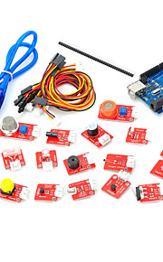 UNO R3 Based Learning Module + Sensor Kit for Arduino