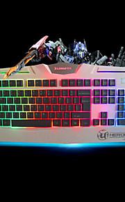 specielle design ps / 2 stik gaming-tastatur