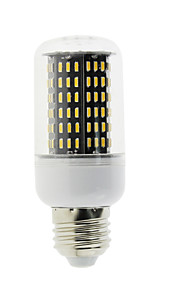 1 stk. E14 / B22 / E26 / E26/E27 5W 138 SMD 4014 900 lm Varm hvit / Kjølig hvit T LED-kornpærer AC 85-265 V