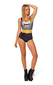 Women's Sexy Vest Triangle Piece Swimsuit Soft Quick Dry Swimwear