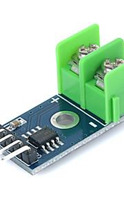 MAX6675 K-type Thermocouple Temperature Tensor Module for Arduino