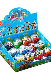 flyvning 6501, dr. bygning blokerer trafik blokerer snoet æg pædagogisk legetøj samlet 69 pcs