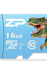 zp 16GB UHS-I U1 / klass 10 microSD / microSDHC / microSDXC / tfmax läsa speed80 (mb / s)