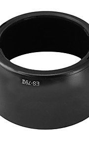 newyi® linse hætte es-79 ii for Canon EF 85mm f / 1.2L 80-200mm 2.8L es-79ii