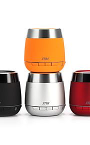m18 mini bluetooth portatile di sostegno dell'altoparlante esterno carta di tf argento nero arancio rosso senza fili