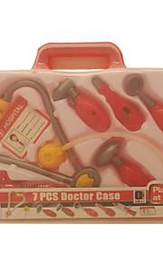 spille medicinsk box foregive play legetøj DIY legetøj 7 stk