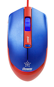 e-3LUE ems145 bedraad gaming muis perfect voor lol cf