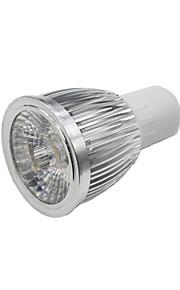 1 stk. LEXING LIGHTING E14 / GU10 / GU5.3(MR16) / GX5.3 / B22 / E26/E27 5W 1PCS COB 300-380LM lm Varm hvit / Kjølig hvit MR16 Dekorativ