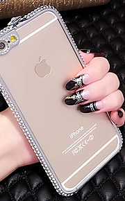 luxe diamante metal bumper voor iPhone 6 / iphone 6 plus
