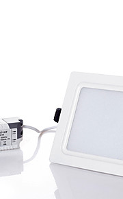 8W LED-downlights 16pcs SMD 5730 750-800 lm Varm hvit / Kjølig hvit / Naturlig hvit Dimbar AC 85-265 V 1 stk.